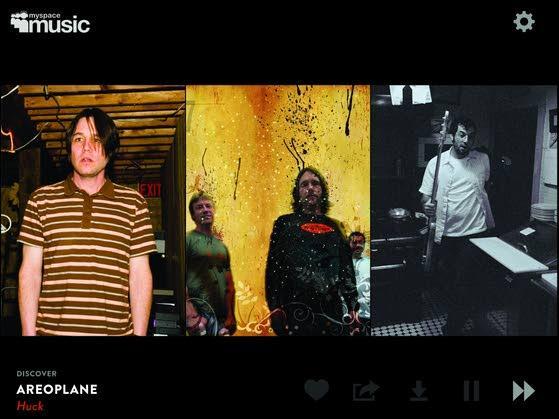 MySpace Music unveils 'Romeo' video app