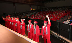 ACIT GRADUATION8a.jpg - Photo by Tom Briglia