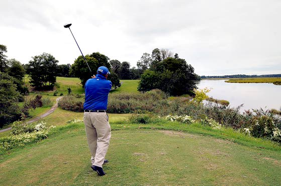 Worth the Travel Time: Located outside Bridgeton, Cohanzick Country Club offers confidence-boosting challenges