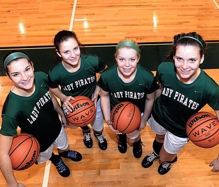 Cedar creek girls baskeball