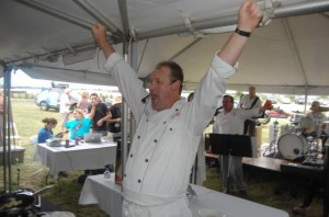 Chefs Cookin' at the ShoreBenefit offers music, demos, awesome food