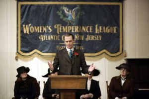 'Boardwalk Empire' up for three Golden Globe awards