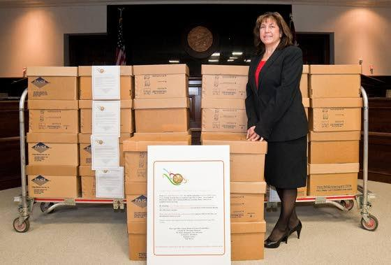 Cape May County opens up drive to restock food pantries