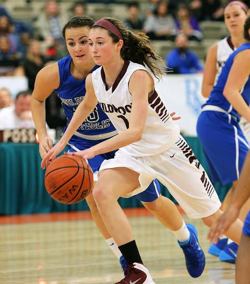 Girls basketball playoff brackets: Short, quick, unselfish Wildwood looks to extend nice season