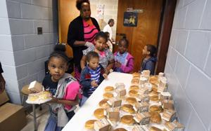 Summer Meal Program at the Pleasantville Recreation Center