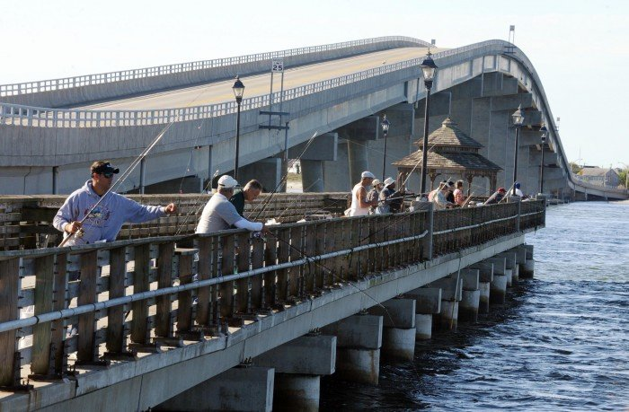 Best of the press september 17 2012 photo galleries for Atlantic city fishing pier