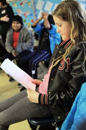 Wildwood after-school program turns middle-school kids into writers, actors