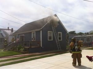 House Fire N Wildwood