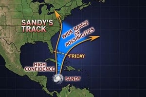 sandy 10-25am