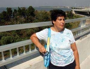 Sand in my Shoes: Ocean City Causeway giving local birders some great views