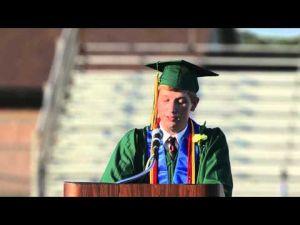 John VanOrden - Pinelands Regional Valedictorian