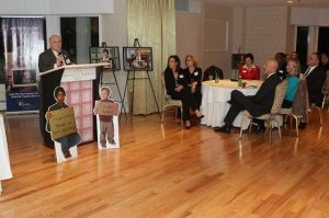 Galloway Township woman honored for decade of service to CASA clients