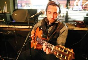 Once homeless musician now works to give back