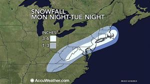 Snow expected Dec. 10, 2013
