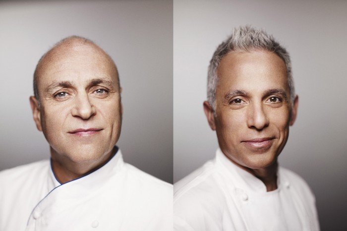 Stephen Kalt and Geoffrey Zakarian