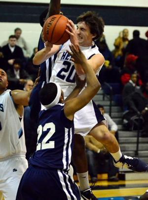 St. Augustine Prep basketball