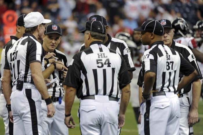 Referees photo