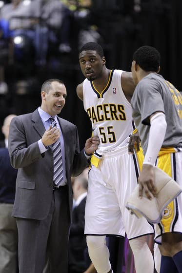 Wildwood Crest native Frank Vogel's attitude turns Indiana Pacers into contender