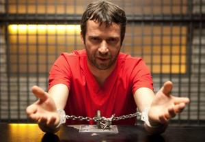 TV: Acting is pure joy for 'Following' star Purefoy