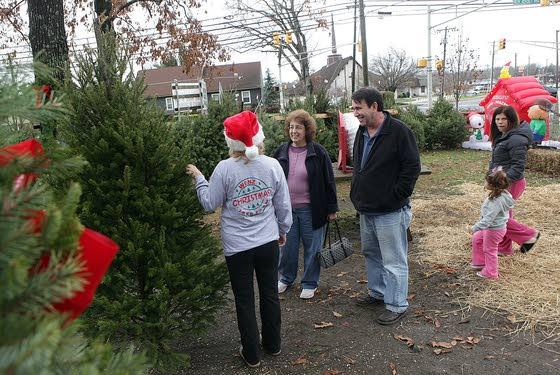 From summer treats to holiday trees for Wenz of Dairy Queen in Absecon
