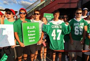 MRHS moment of silence at Citizens Bank Park