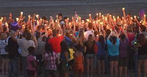 middle teens vigil