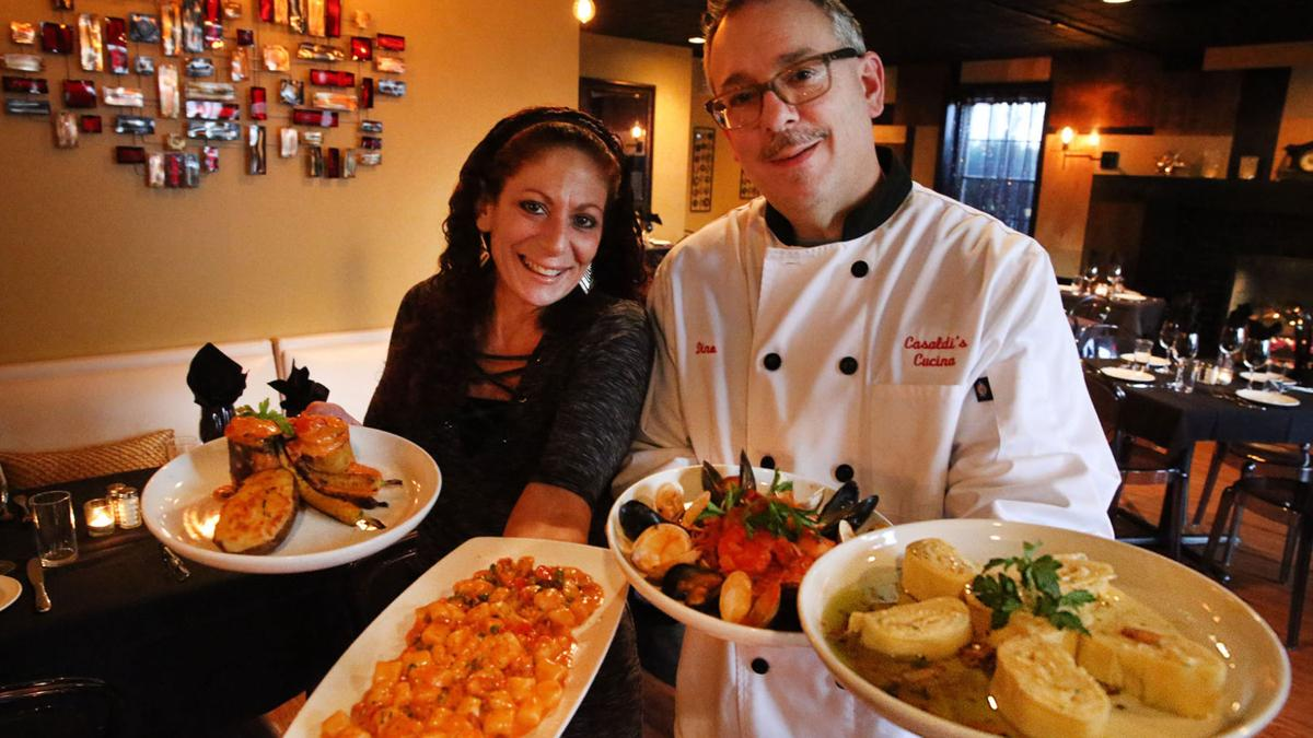 Casaldi's Cucina is exactly what Linwood wanted