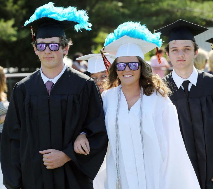 MIddle Township Graduation