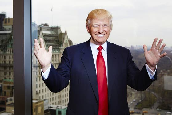 Trump back in the 'Apprentice' boardroom