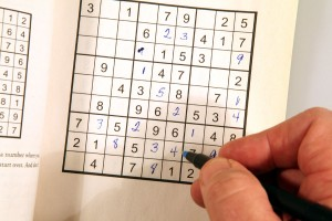 Sudoku anyone?