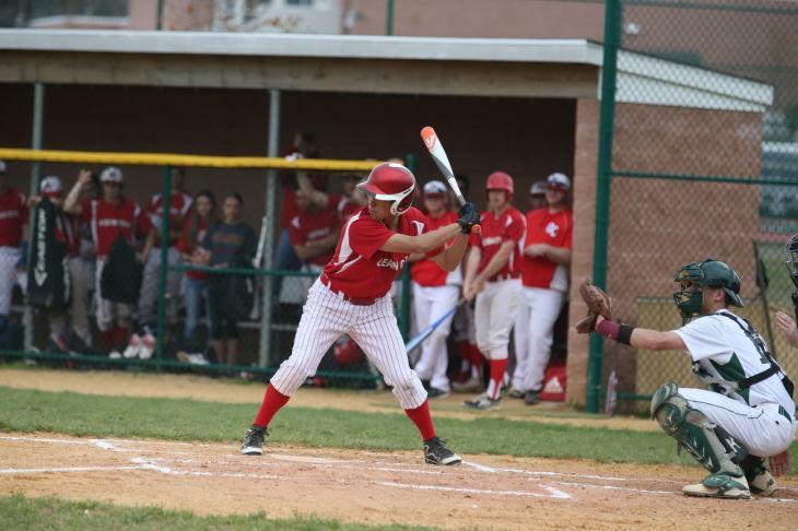 Ocean City at Cedar Creek baseball