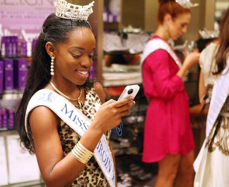 Miss A Social Media