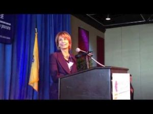 Barbara Buono, Democrats' candidate for NJ Governor,