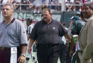 A timeline of Andy Reid's time as Eagles head coach