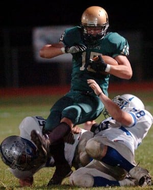 Manasquan pulls away from Pinelands in 2nd half