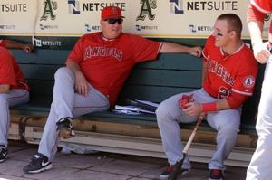 Trout's focus on Angels, not his stats