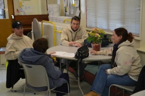 Brigantine man, displaced by Sandy, helps others cope with storm's effects