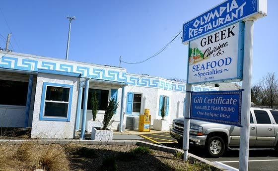 Olympia offers comfort food with a Greek spin in Vineland