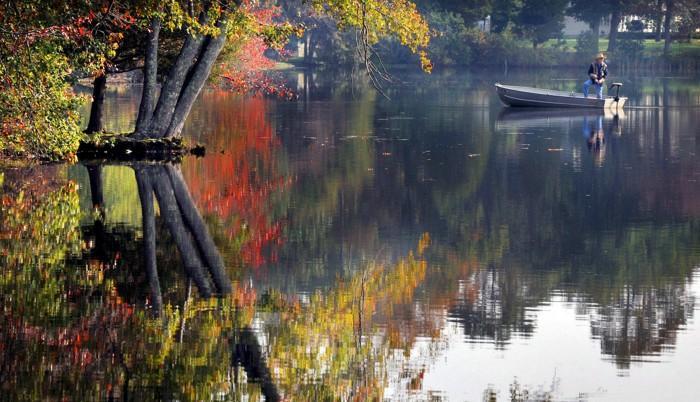 Fall Fishing