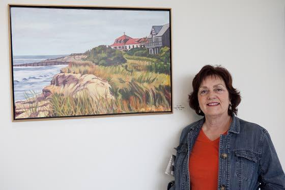 Shore Medical Center to host reception for latest art exhibit in Surgical Pavilion