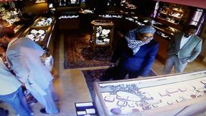 Artisans Alcove Robbery