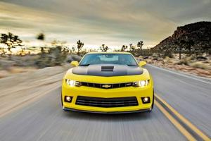 Camaro 1LE Package Delivers Enthusiastic Performance