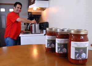 Legacy recipes: Friends, family all want a jar of Jimmy Cozzan's marinara sauce