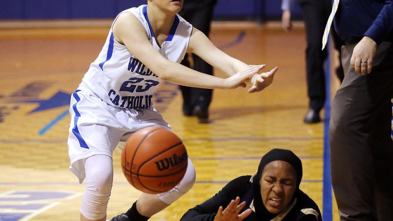 Holy Spirit Wildwood Catholic Girls Basketball