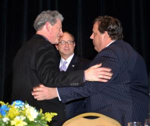 Christie addresses agriculture conference