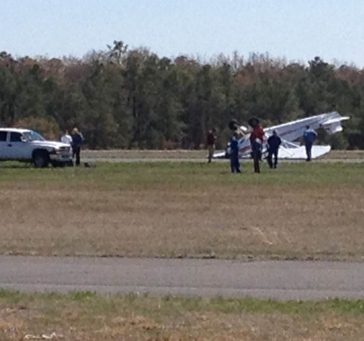 Woodbine plane crash
