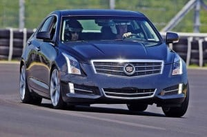 Move Over Euros, 2013 Cadillac ATS is Amazing