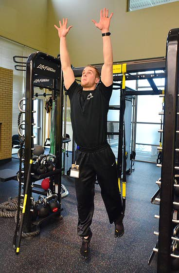Your Workout: TRX Suspension Trainer - Burpees