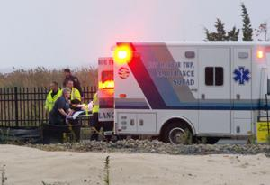 EHT ambulance