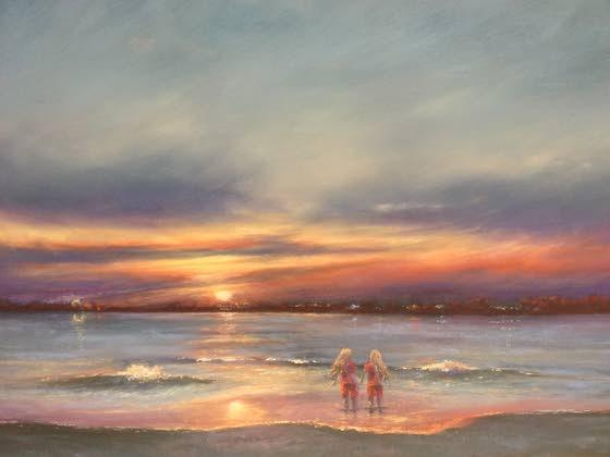 Great Bay Gallery exhibit highlights new link of Somers Point, Ocean City